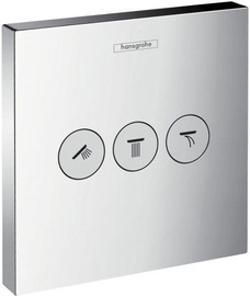 Hansgrohe ShowerSelect Valve For 3 Outlets