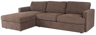 Home4you Corner Sofa York LC Brown