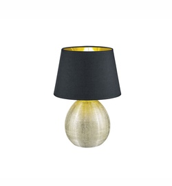 Trio Table Lamp Luxor 60W Gold/Black