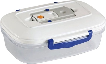 Magic Vac Rectangular Container With Lid 1l ACO1093