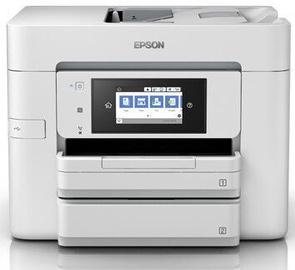 Многофункциональный принтер Epson WF-4745DTWF, струйный, цветной