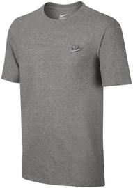 Nike Men's T-Shirt 827021 063 Grey M
