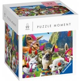 Ravensburger Puzzle Moment Llamas 99pcs 165360