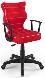 Entelo Childrens Chair Norm Size 5 VS09 Black/Red