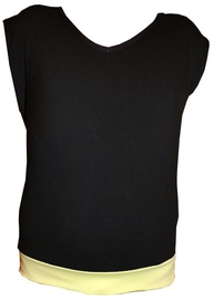 Bars Womens T-Shirt Black 19 158cm