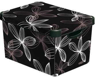 Curver Classic L Stockholm Black Lily