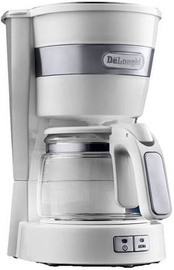 DeLonghi Active Line Filter Coffee Machine ICM14011 White