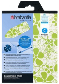 Сменные чехлы для гладильных досок Brabantia, 124 x 45 см (C), Mixed Pack Colourful