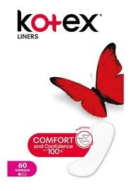 Kotex Super Slim Liners 60pcs