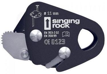 Singing Rock Ascender Locker Black