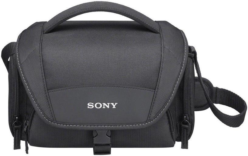 Плечевые сумки Sony LCS-U21 Carry Case Black