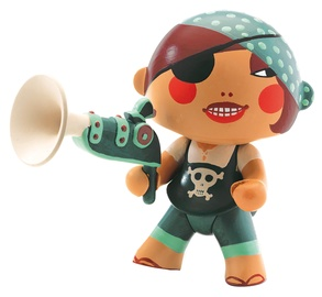 Djeco Arty Toy Pirate Caraiba DJ06814