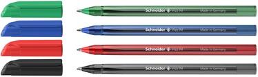 Pastakas Schneider 70220, mitmevärviline, 4 tk