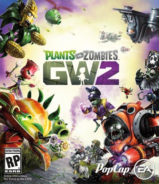 Компьютерная игра Plants Vs. Zombies: Garden Warfare 2 PC