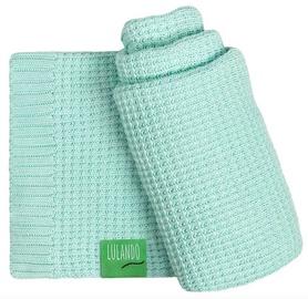 Lulando Bamboo Baby Blanket Mint 80x100cm