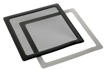 DEMCiflex Dust Filter Square 200mm Black/Black