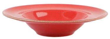 Porland Seasons Pasta Plate D31cm Red