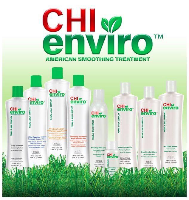 Šampūnas Farouk Systems CHI Enviro Smoothing, 59 ml