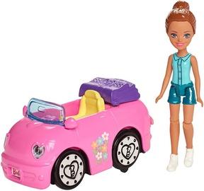 Mattel Barbie On The Go Car Wash Playset FHV91