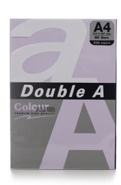 Double A Colour Paper A4 500 Sheets Levender