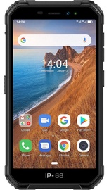 Mobilusis telefonas Ulefone Armor X6 Black, 16 GB