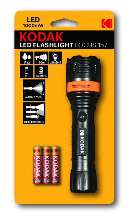 Kodak 30413191 Pocket Flashlight Black