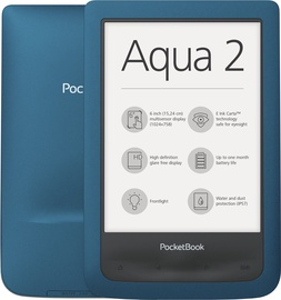 Электронная книга Pocketbook Aqua 2 PB641, 8 ГБ