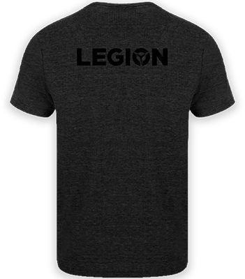 Lenovo Legion T-Shirt Female Dark Grey L