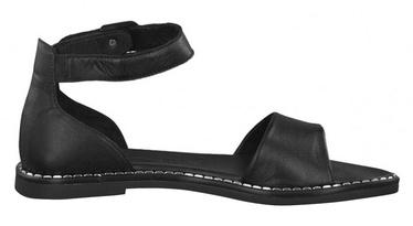 Basutės, Tamaris Sandal 1-1-28122-22, Black, 39