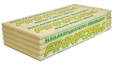 Ekstruzinis polistirenas Finnfoam FL-300, 50 x 585 x 1235 mm