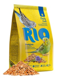 Mealberry Rio Daily Feed For Budgies 1kg
