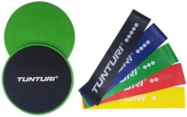 Komplekts Tunturi Resistance & Core Sliders Set