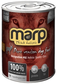Marp Pure Venison Dog Food 400g