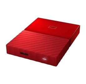 """Išorinis kietasis diskas Western Digital WDBYNN0010BRD-WESN,  2,5"""", 1 TB, USB 3,0"""