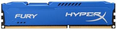Kingston 8GB DDR3 PC10600 CL9 DIMM HyperX Fury Blue HX313C9F/8