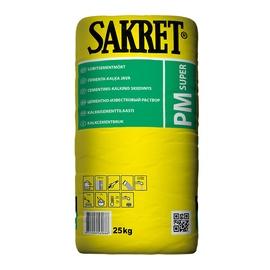 Cementinis kalkinis tinko mišinys Sakret PM Super, 25 kg