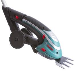 Akumuliatorines žirklės žolei  Bosch ISIO 3, su teleskopine rankena