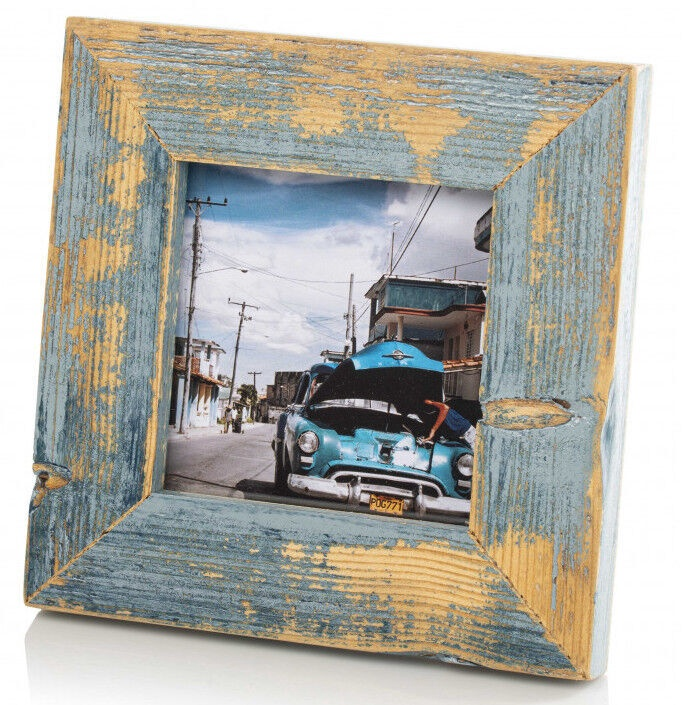 Фоторамка Bad Disain Photo Frame 10x10cm 1520924 Blue