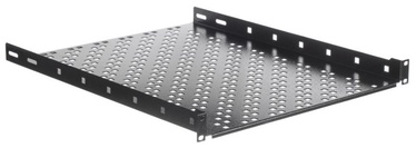 Netrack Equipment Shelf 19'' 1U/550mm Black