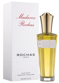 Parfüümid Rochas Madame Rochas 100ml EDT