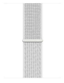 Apple 40mm Summit White Nike Sport Loop