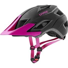 Uvex Access Helmet Black Matt Berry 52-57