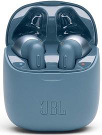 Belaidės ausinės JBL Tune 220TWS In-Ear Wireless Earbuds Blue (pažeista pakuotė)