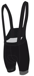 Force Fashion Bibshorts Black/Grey L