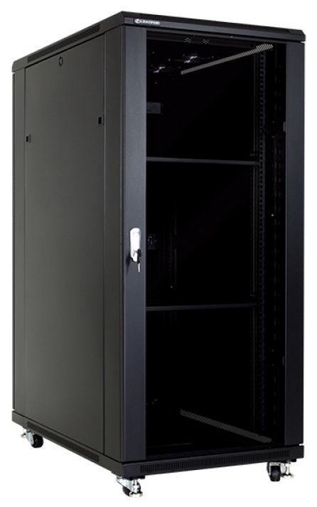 "LinkBasic Floor-Standing Rack Cabinet 19"" 27U NCB27-610-BAA-C-NA"