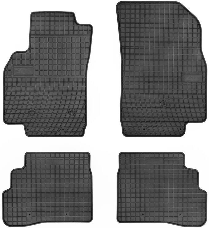 Автомобильные коврики Frogum Chevrolet Spark IV Rubber Floor Mats