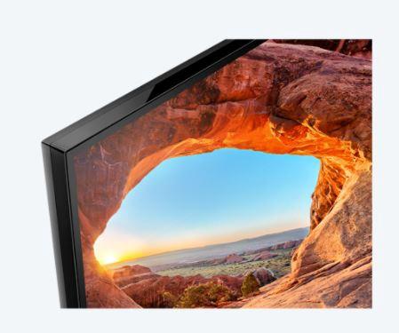 """Televiisor Sony KD55X85J, LED, 55 """""""