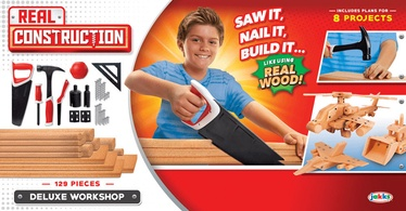 Jakks Pacific Real Construction Deluxe Workshop