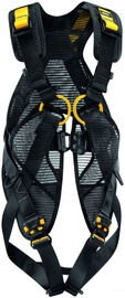 Petzl Newton Easyfit Black / Yellow 2