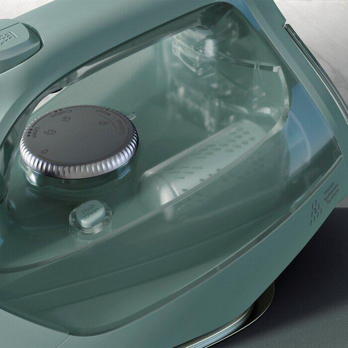 Утюг Electrolux Refine 700 E7SI1-6LG, зеленый